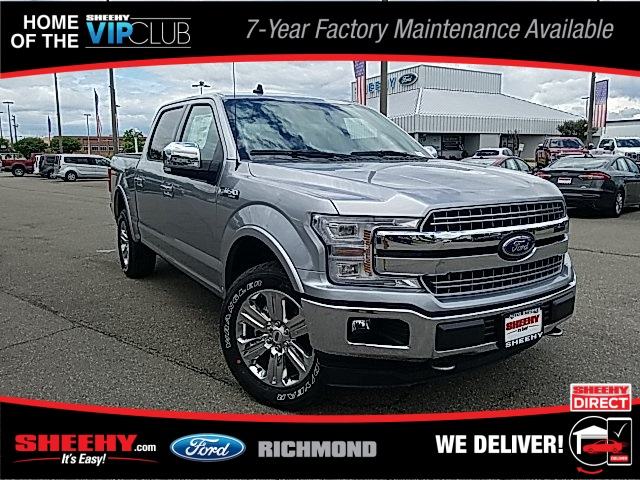 2020 Ford F-150 SuperCrew Cab 4x4, Pickup #NB28751 - photo 1