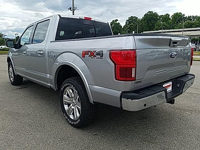 2020 Ford F-150 SuperCrew Cab 4x4, Pickup #NB28751 - photo 6