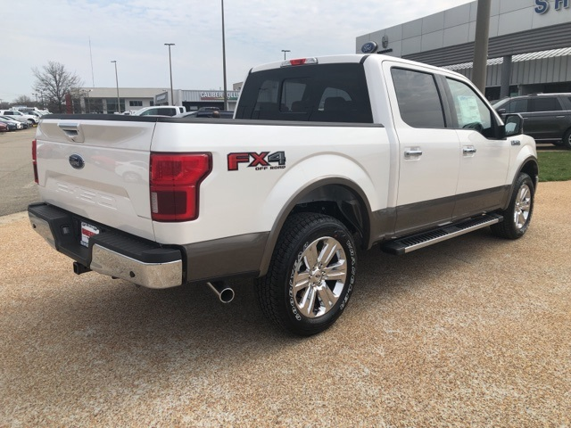 2019 F-150 SuperCrew Cab 4x4,  Pickup #NB33862 - photo 2