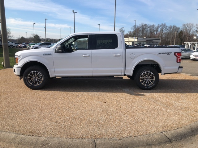 2019 F-150 SuperCrew Cab 4x4,  Pickup #NB33868 - photo 4
