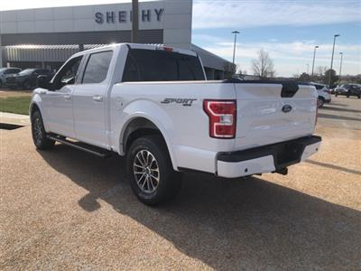 2019 F-150 SuperCrew Cab 4x4,  Pickup #NB33868 - photo 5