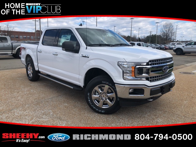 2019 F-150 SuperCrew Cab 4x4,  Pickup #NB33869 - photo 1