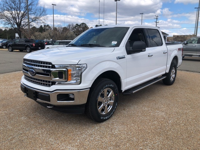 2019 F-150 SuperCrew Cab 4x4, Pickup #NB33869 - photo 3