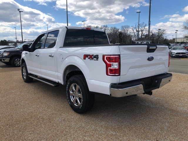 2019 F-150 SuperCrew Cab 4x4, Pickup #NB33869 - photo 5