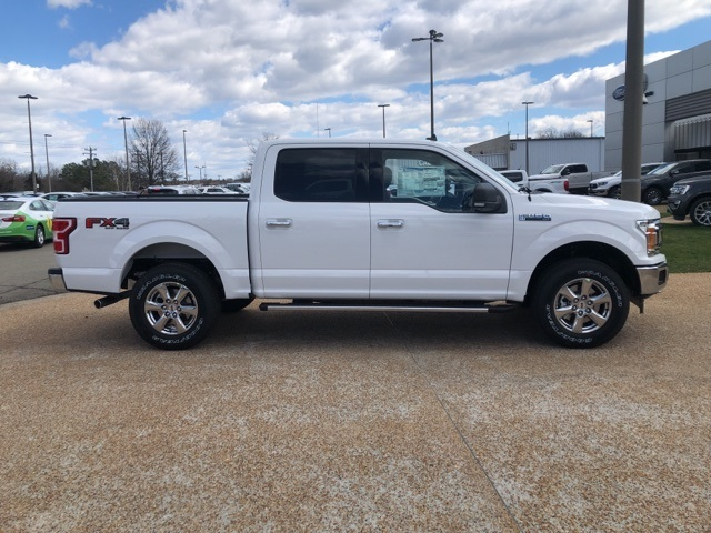 2019 F-150 SuperCrew Cab 4x4, Pickup #NB33869 - photo 7