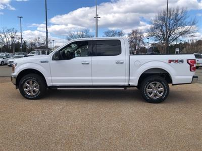 2019 F-150 SuperCrew Cab 4x4, Pickup #NB33869 - photo 4