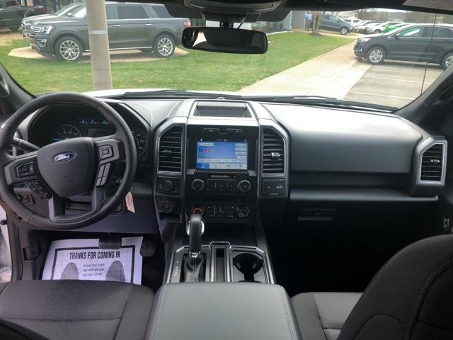 2019 F-150 SuperCrew Cab 4x4,  Pickup #NB33870 - photo 12