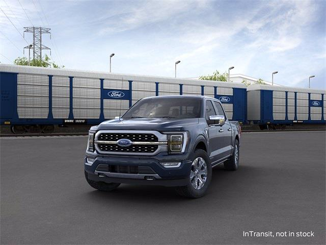 2021 Ford F-150 SuperCrew Cab 4x4, Pickup #NB35351 - photo 4