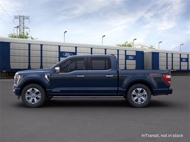 2021 Ford F-150 SuperCrew Cab 4x4, Pickup #NB35351 - photo 5