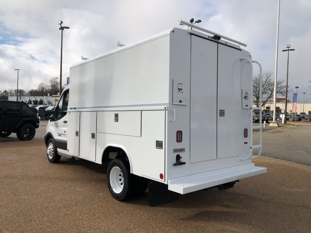 2019 Ford Transit 350 HD DRW 4x2, Reading Aluminum CSV Service Utility Van #NB40598 - photo 6