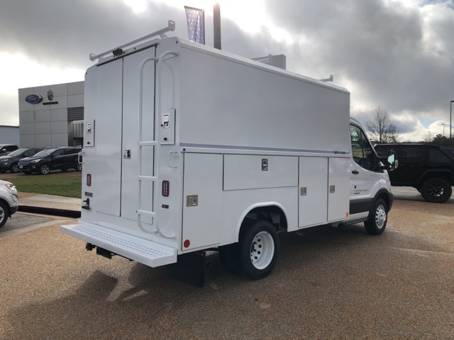 2019 Ford Transit 350 HD DRW 4x2, Reading Aluminum CSV Service Utility Van #NB40598 - photo 2