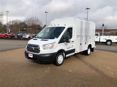 2019 Ford Transit 350 HD DRW 4x2, Reading Aluminum CSV Service Utility Van #NB40598 - photo 4