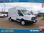2019 Ford Transit 350 HD DRW 4x2, Reading Aluminum CSV Service Utility Van #NB40598 - photo 1