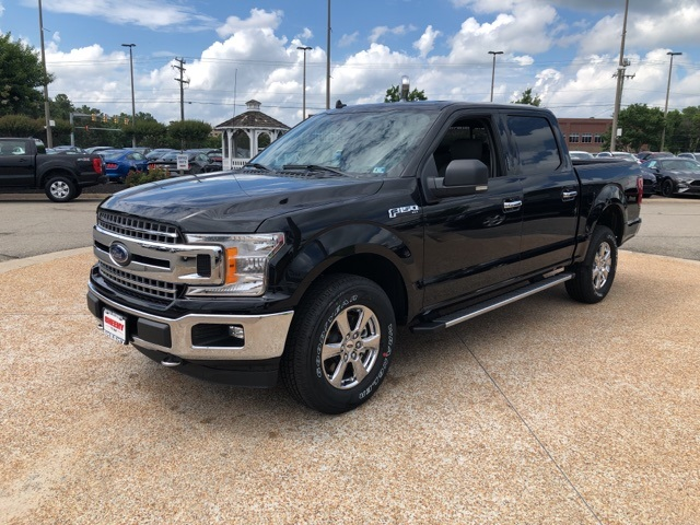 2019 F-150 SuperCrew Cab 4x4,  Pickup #NB43924 - photo 4