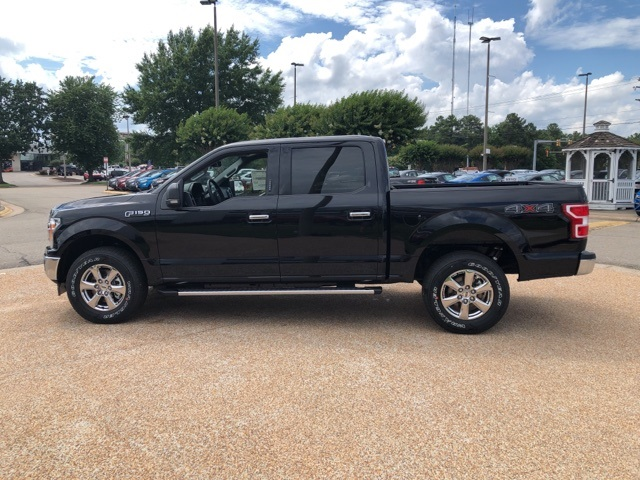 2019 F-150 SuperCrew Cab 4x4,  Pickup #NB43924 - photo 5