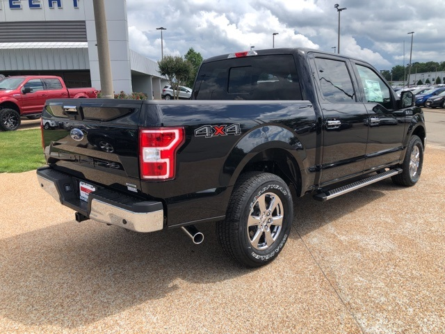 2019 F-150 SuperCrew Cab 4x4,  Pickup #NB43924 - photo 2