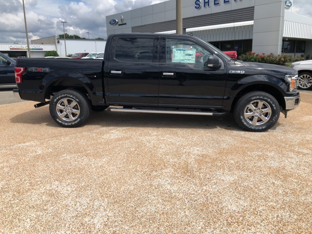 2019 F-150 SuperCrew Cab 4x4,  Pickup #NB43924 - photo 8