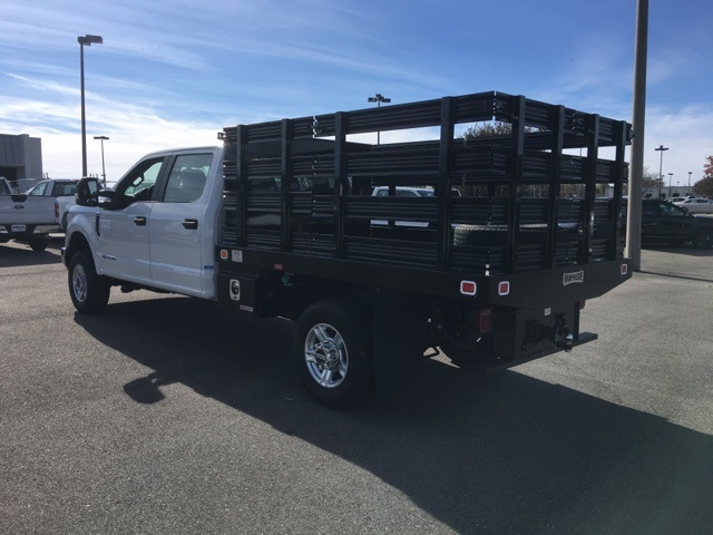 2017 F-350 Crew Cab 4x4, Knapheide Value-Master X Stake Bed #NB45549 - photo 5