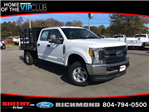 2017 F-350 Crew Cab 4x4, Knapheide Value-Master X Stake Bed #NB45549 - photo 1