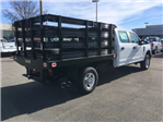 2017 F-350 Crew Cab 4x4, Knapheide Value-Master X Stake Bed #NB45549 - photo 2