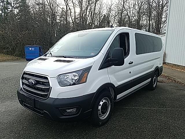2020 Ford Transit 150 Low Roof RWD, Passenger Wagon #NB45688 - photo 4