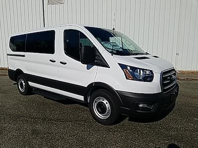 2020 Ford Transit 150 Low Roof RWD, Passenger Wagon #NB45689 - photo 9