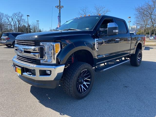 2017 Ford F-250 Crew Cab 4x4, Pickup #NC66120A - photo 4