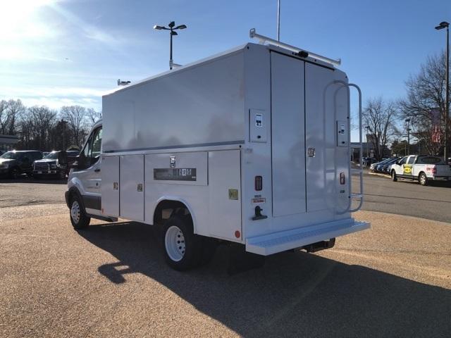 2019 Transit 350 HD DRW 4x2, Reading Aluminum CSV Service Utility Van #NB48382 - photo 6