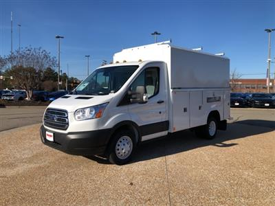 2019 Transit 350 HD DRW 4x2, Reading Aluminum CSV Service Utility Van #NB48382 - photo 4