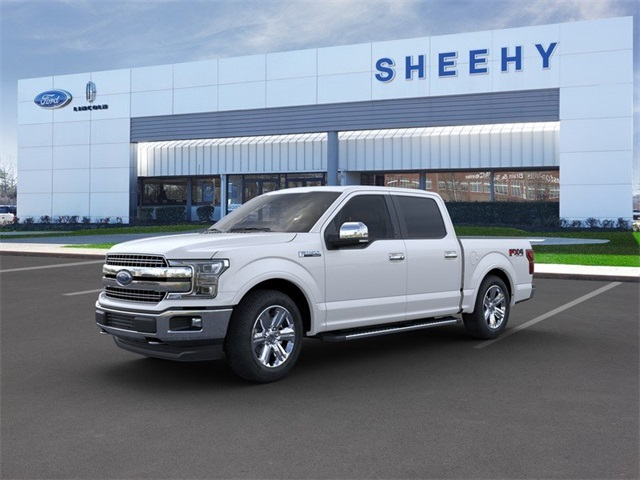 2020 Ford F-150 SuperCrew Cab 4x4, Pickup #NB51333 - photo 1