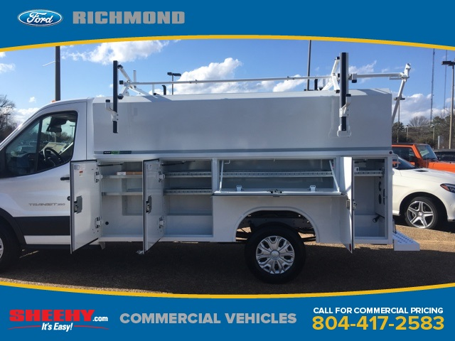 2017 Transit 350,  Reading Aluminum CSV Service Utility Van #NB51490 - photo 8
