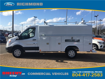 2017 Transit 350,  Reading Aluminum CSV Service Utility Van #NB51490 - photo 5