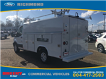 2017 Transit 350,  Reading Aluminum CSV Service Utility Van #NB51490 - photo 2