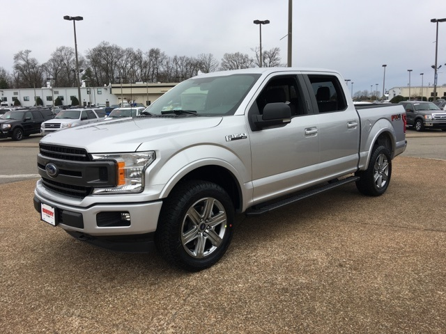 2018 F-150 Crew Cab 4x4, Pickup #NB52757 - photo 3