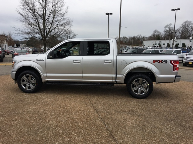 2018 F-150 Crew Cab 4x4, Pickup #NB52757 - photo 4