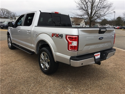 2018 F-150 Crew Cab 4x4, Pickup #NB52757 - photo 5