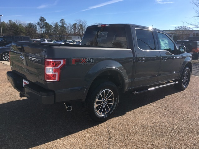 2018 F-150 SuperCrew Cab 4x4, Pickup #NB52758 - photo 2