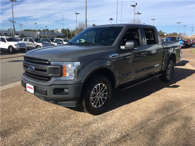 2018 F-150 SuperCrew Cab 4x4, Pickup #NB52758 - photo 3