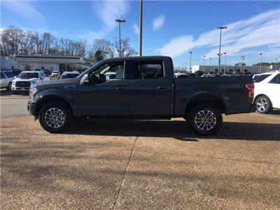 2018 F-150 SuperCrew Cab 4x4, Pickup #NB52758 - photo 4