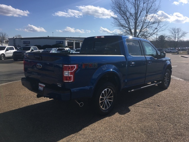 2018 F-150 Crew Cab 4x4, Pickup #NB52762 - photo 2