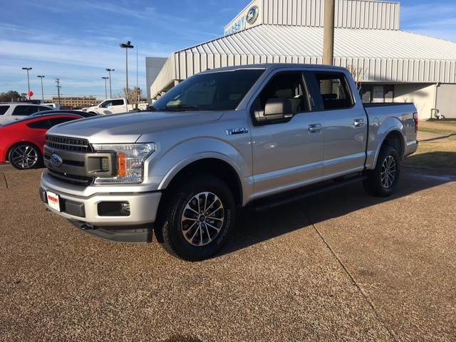 2018 F-150 Crew Cab 4x4, Pickup #NB52992 - photo 3