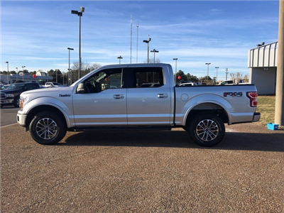 2018 F-150 Crew Cab 4x4, Pickup #NB52992 - photo 4