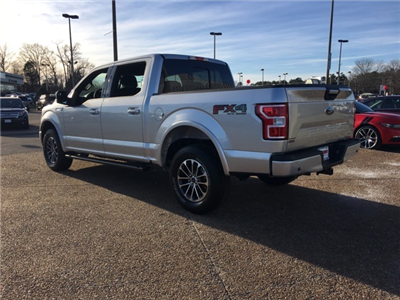 2018 F-150 Crew Cab 4x4, Pickup #NB52992 - photo 5