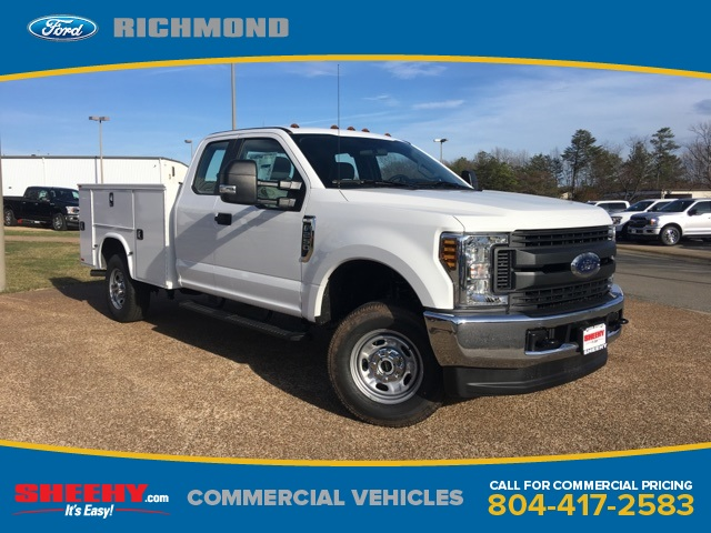 2018 F-250 Super Cab 4x4,  Knapheide Standard Service Body #NB53903 - photo 3