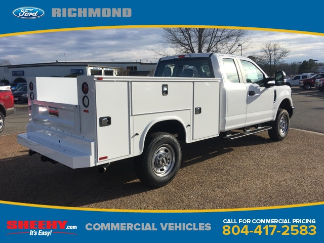 2018 F-250 Super Cab 4x4,  Knapheide Service Body #NB53903 - photo 4