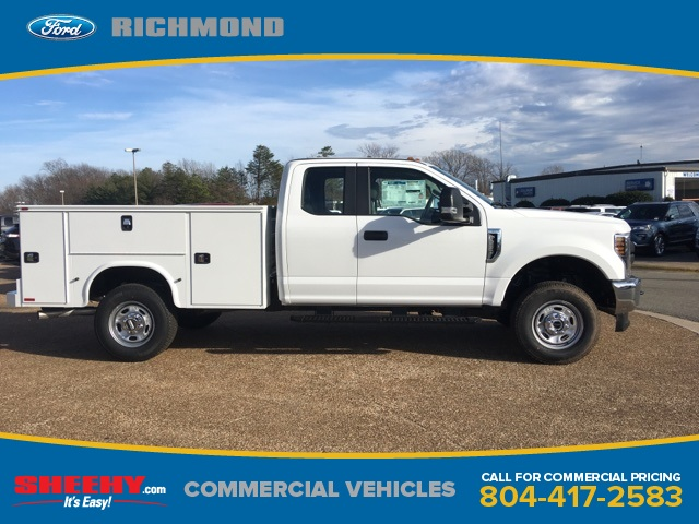 2018 F-250 Super Cab 4x4,  Knapheide Service Body #NB53903 - photo 8