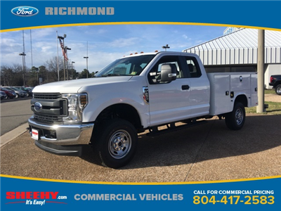 2018 F-250 Super Cab 4x4, Knapheide Standard Service Body #NB53903 - photo 1