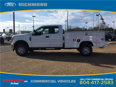 2018 F-250 Super Cab 4x4,  Knapheide Standard Service Body #NB53903 - photo 6