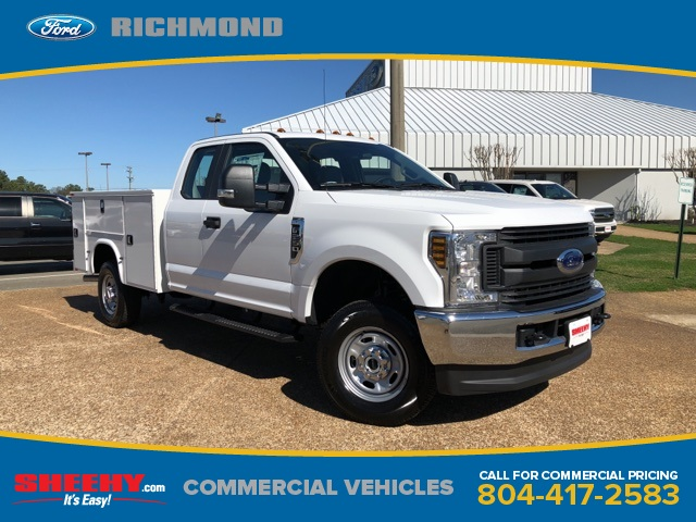 2018 F-250 Super Cab 4x4,  Knapheide Standard Service Body #NB53959 - photo 3