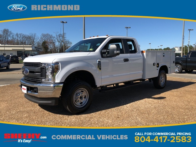 2018 F-250 Super Cab 4x4,  Knapheide Standard Service Body #NB53959 - photo 1